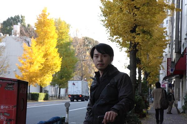 東京的街道1